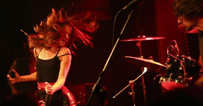 Juliette and the Licks Live at the Zappa Club, Tel Aviv | © Niv Singer / Flickr