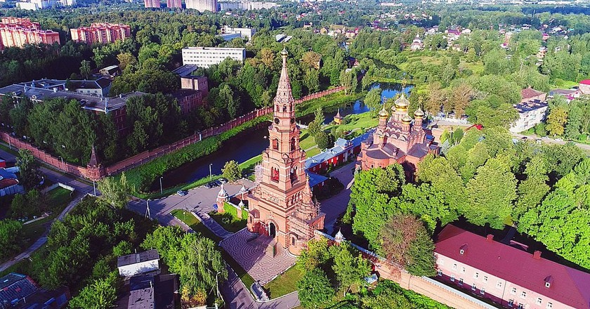Where to Eat, Drink and Sleep in Sergiyev Posad