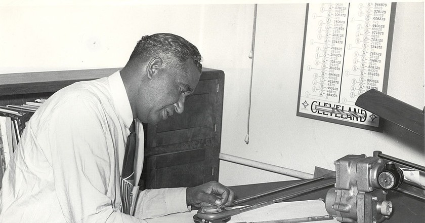 Fred McKinley Jones | © USDA / WikiCommons