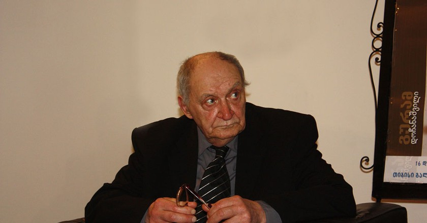 Guram Dochanashvili   © George Mel / WikiCommons