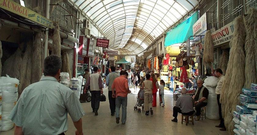 Marash Market | © Raffi Kojian/WikiCommons