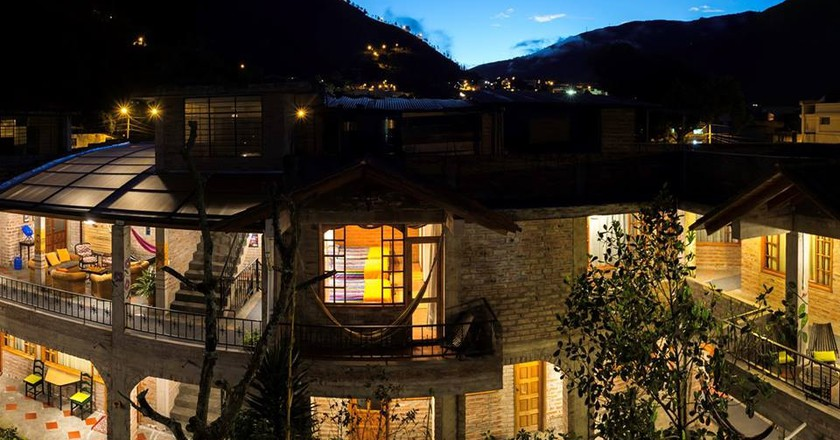 The Best Spa and Boutique Hotels in Baños, Ecuador
