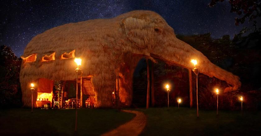Elephant Villa at Kumbuk River   Courtesy of KumbukRiver