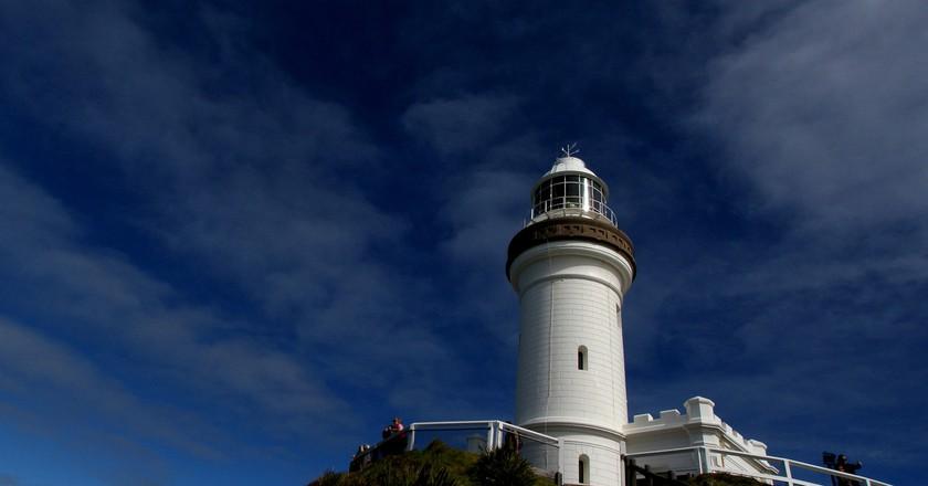 Byron Bay © Flickr / Bernard Spragg. NZ