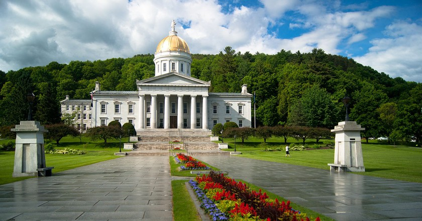 Vermont Statehouse in Montpelier | © Jonathanking / WikiCommons