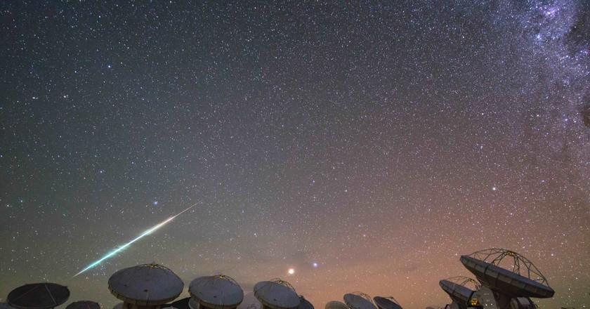 Cosmic fireball | © European Southern Observatory / Flickr