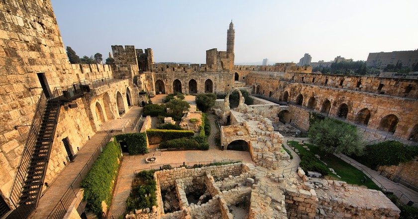 Tower of David Museum, Jerusalem | © Israel_photo_gallery / Flickr