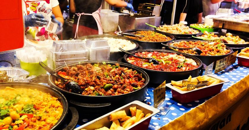 Chinese food   © Run Mizumushi-Kun /Flickr