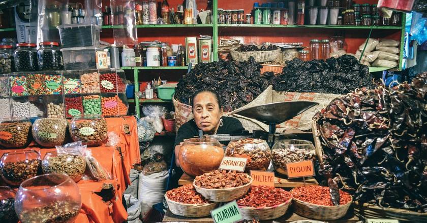 Market in Oaxaca   © Eddy Milfort / Flickr