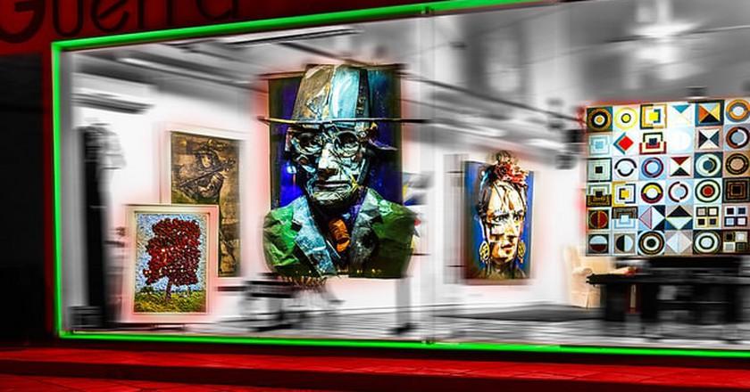 Guerra Art Gallery