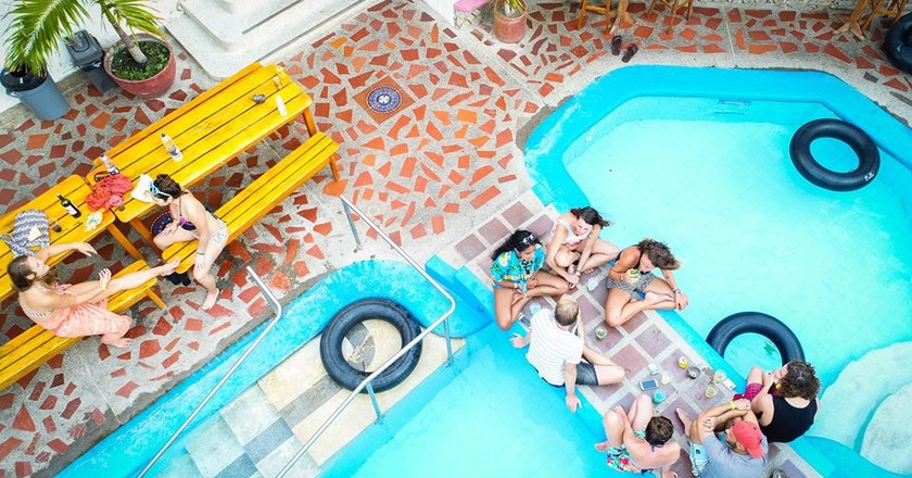 The Best Backpacker Hostels in Santa Marta, Colombia