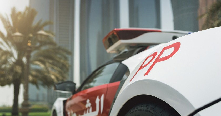 Emergency response training is already in place across the UAE | ©Felix Berndt Photography / Flickr