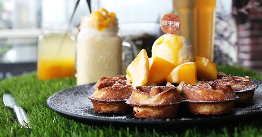 Brunch for a sweet tooth | Courtesy of Fun Space