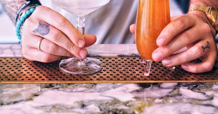 Order Drinks Based on Your Mood, Not a Menu, at This Parisian Bar