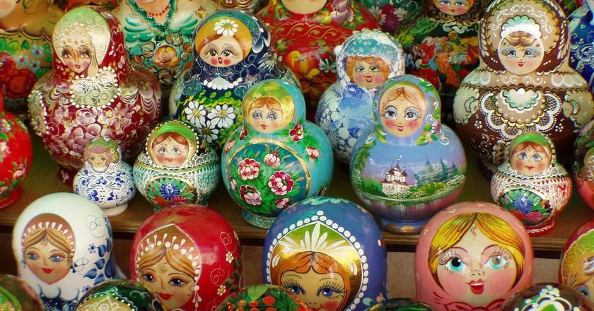 Matryoshka Dolls   twiga_swala/Flickr