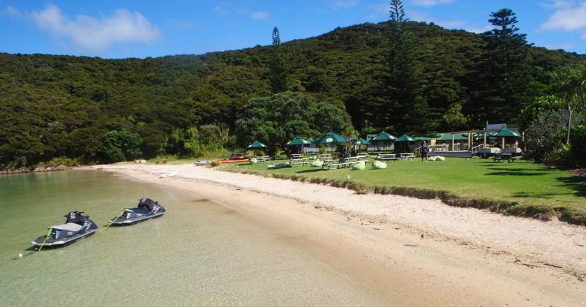 Bay of Islands - Urupukapuka Island | © Alan & Flora Bottling/Flickr