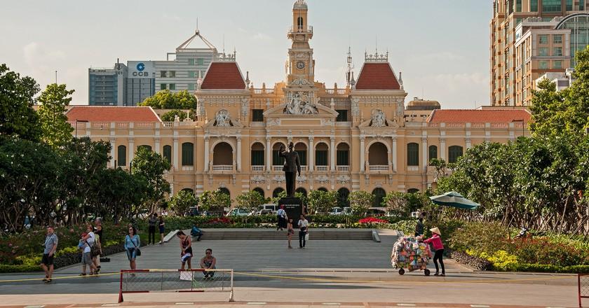 City Hall in Ho Chi Minh City   © bvi4092/Flickr
