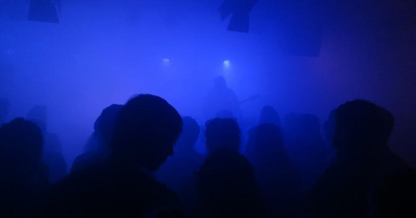 Crowd at Berlin Nightclub   © Martin Fisch/Flickr