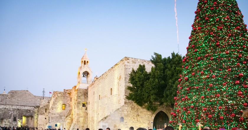 Christmas in Bethlehem   ©Ben & Gab / Flickr