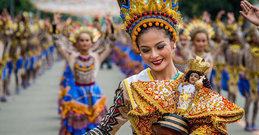 Cebu's Sinulog   © Rodney Ee via Flickr