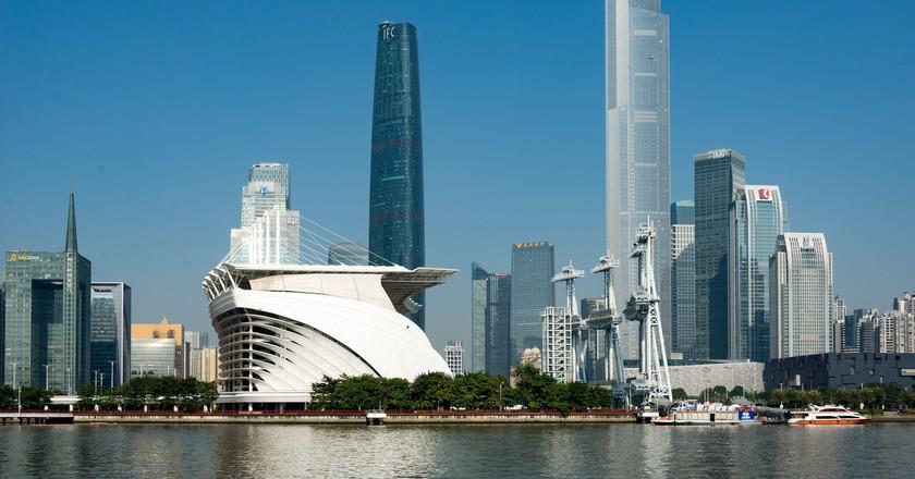 Guangzhou   © xiquinhosilva / Flickr