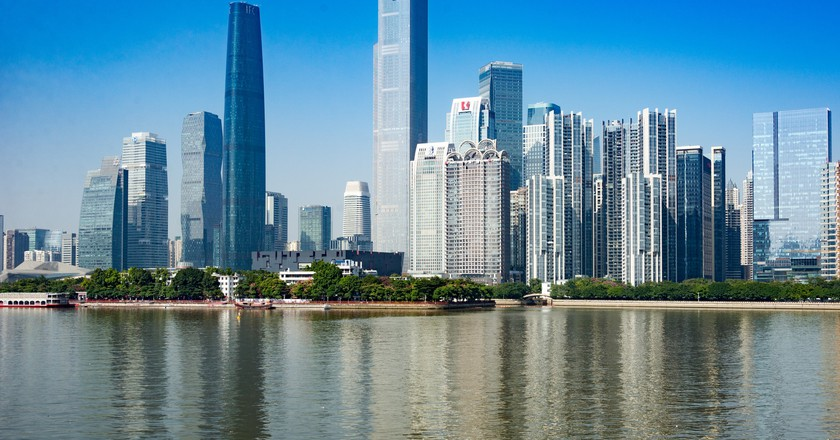Guangzhou | © xiquinhosilva / Flickr