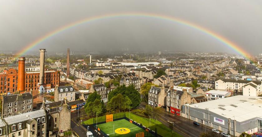 Rainbow City | © Alan Jamieson / Flickr