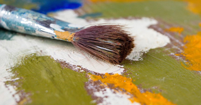Artist Paintbrush   © Marco Verch/Flickr