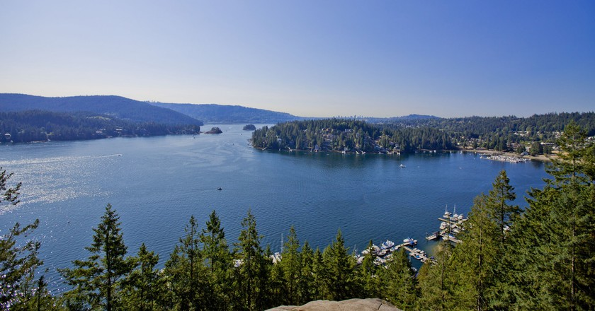 Quarry Rock views | © GoToVan / Flickr