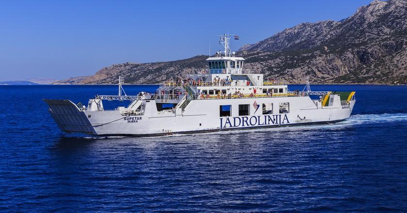 Jadrolinija ferry | © Bernhard Wintersperger/Flickr