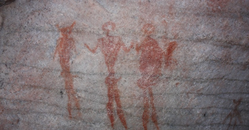Khoisan rock art |© Matthew philogene / Flickr