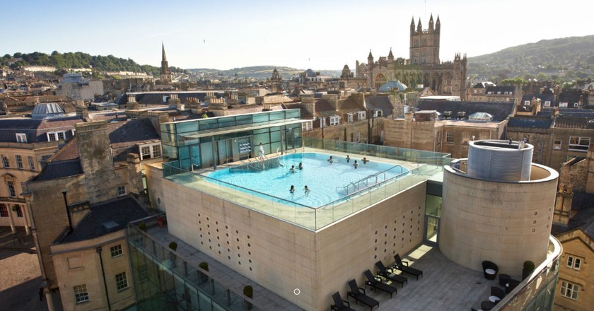 Thermae Bath Spa | Courtesy of Thermae Bath Spa