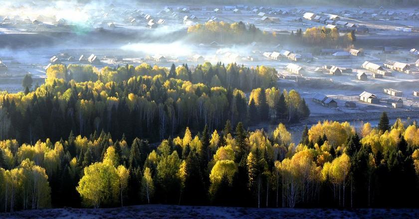 Kanas Lake, Ili Kazakh Autonomous Prefecture I © matthew lee / Flickr