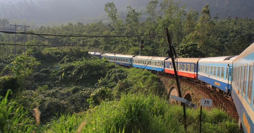 Slicing through the Vietnamese jungle | © plusgood/Flickr