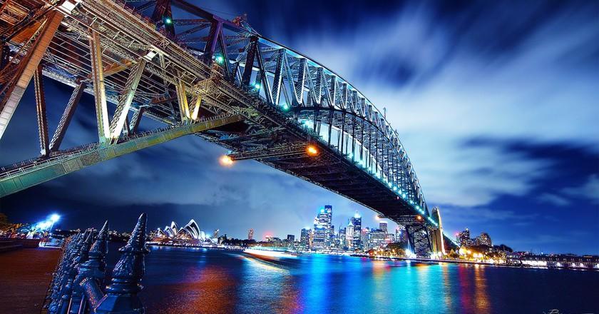 Sydney Harbour Bridge | © paul bica/Flickr https://flic.kr/p/8fm1cc