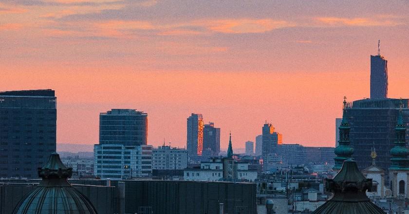Vienna's rooftops |  © Vienna Tourist Board