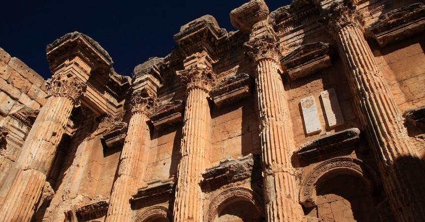 Temple of Bacchus   © yeowatzup/Flickr