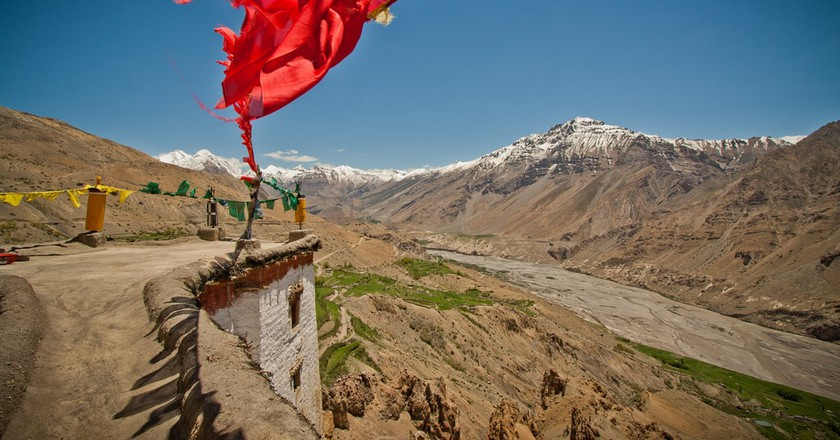 Spiti Valley | © Wolfgang Maehr / Flickr