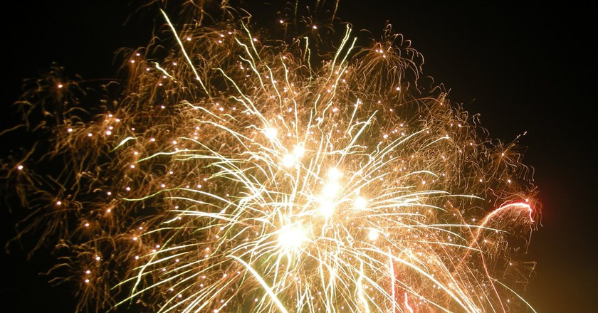 Fireworks ©Jorgen Kesseler/Flickr