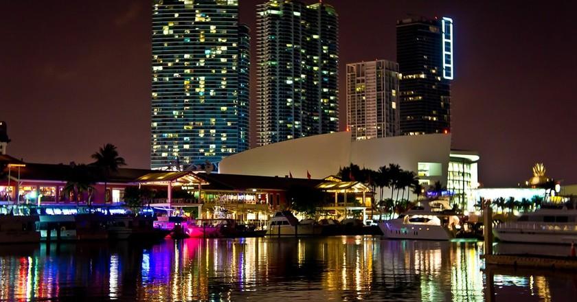 Miami skyline | © Ricardo Mangual / Flickr
