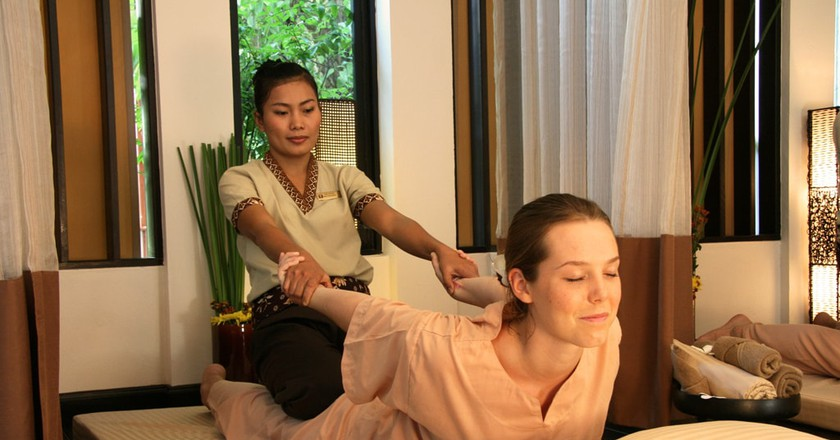 Thai massage |  © Tara Angkor Hotel/Flickr