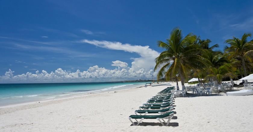 Tulum Beach | © Camilo Gonzalez/Flickr