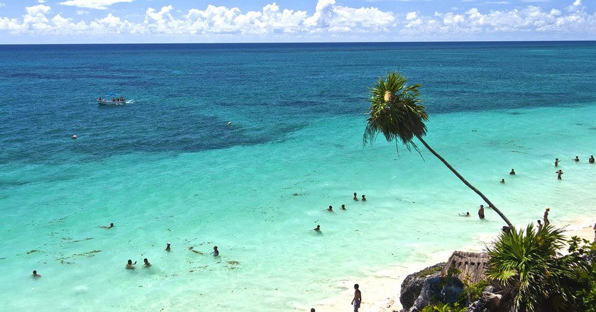 Tulum Beach | © Camilo Gonzalez/Flickr