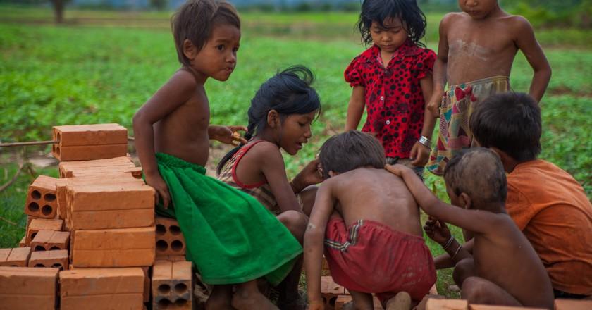 Children playing, Cambodia | © Sodanie Chea/Flickr