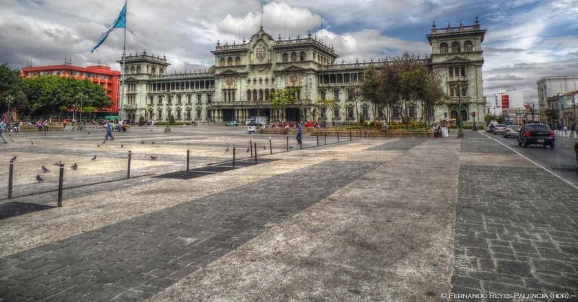The Most Impressive Buildings in Guatemala City