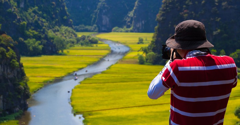 The one and only Tam Coc | © Tuấn Mai/Flickr