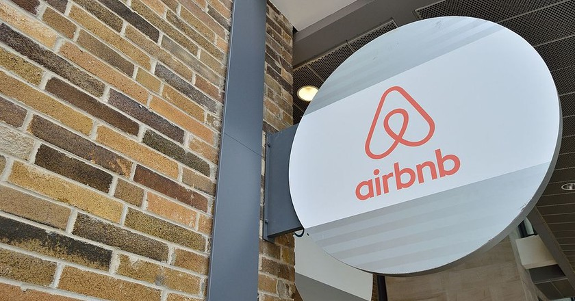 Airbnb | © Open Grid Scheduler/WikiCommons