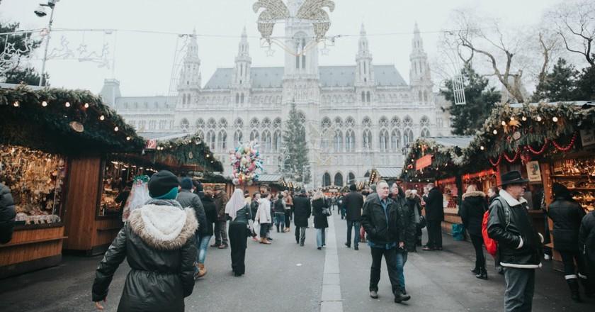 Christmas Markets   © Alisa Anton / Unsplash