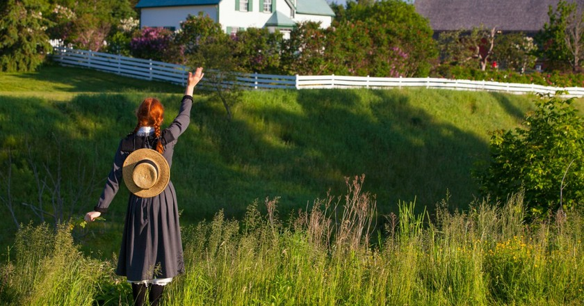 Anne of Green Gables | © Tourism PEI/John Sylvester