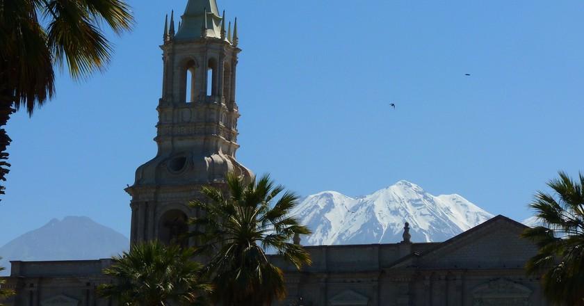 Arequipa | © LoggaWiggler / Pixabay